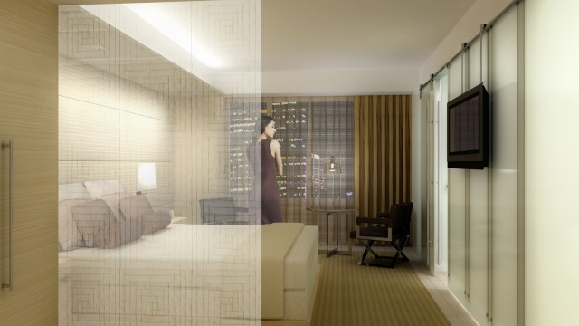 Luxury Hotel, Seoul, Korea