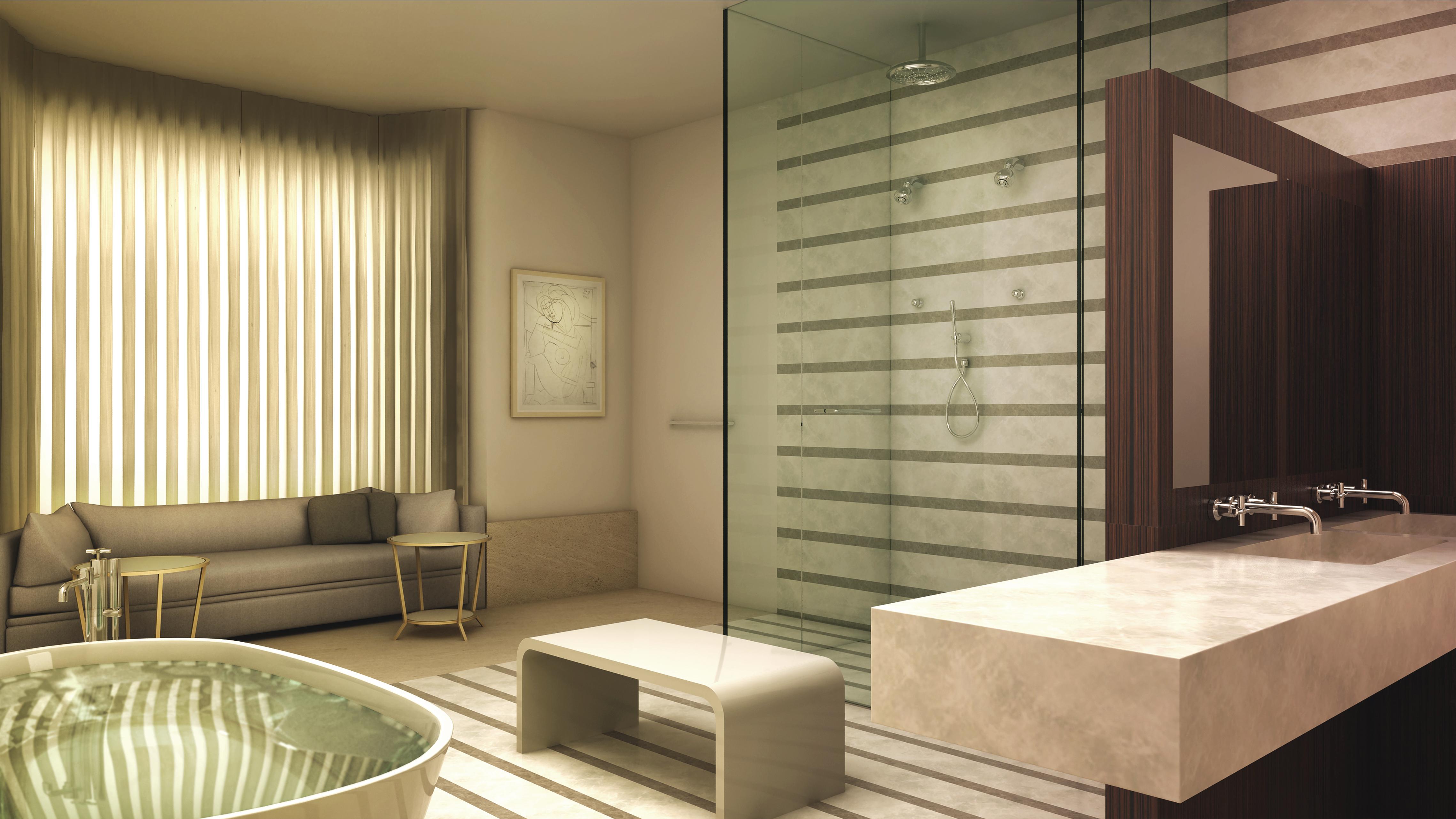 royal suite bath
