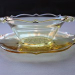 edited_yellowglassdishandtray1