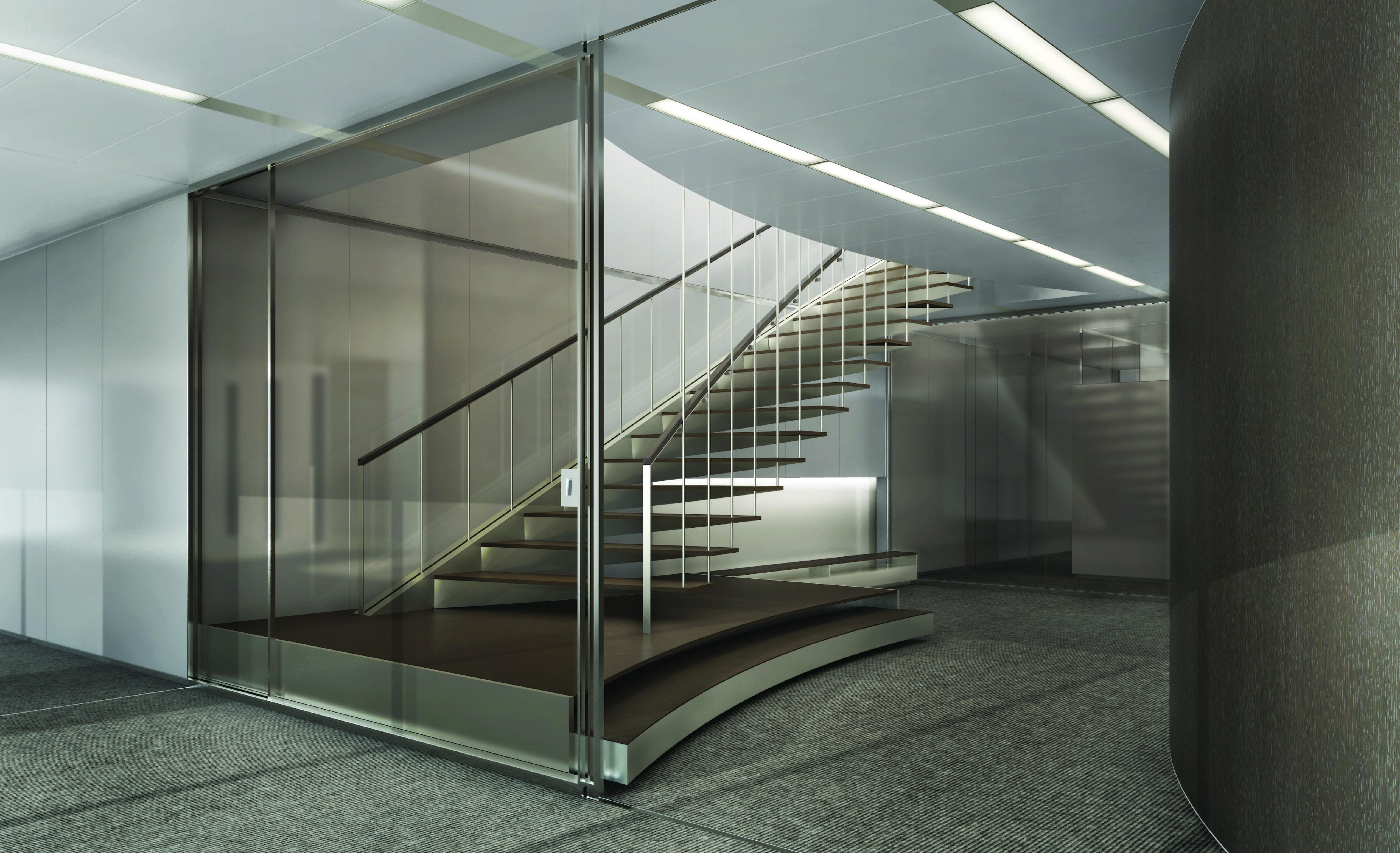 hcp stair
