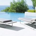 paola lenti surf lounge chair